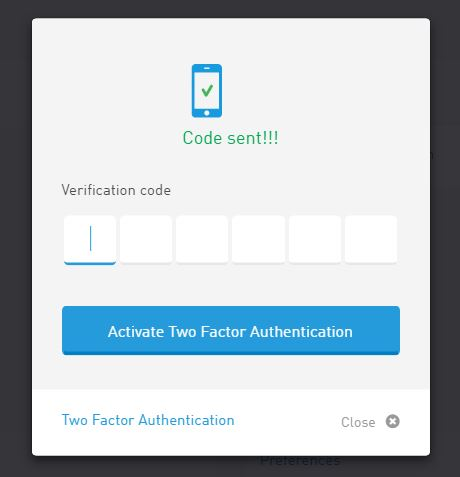 How do I enable Two-Factor Authentication (2FA)? | CM Help Center