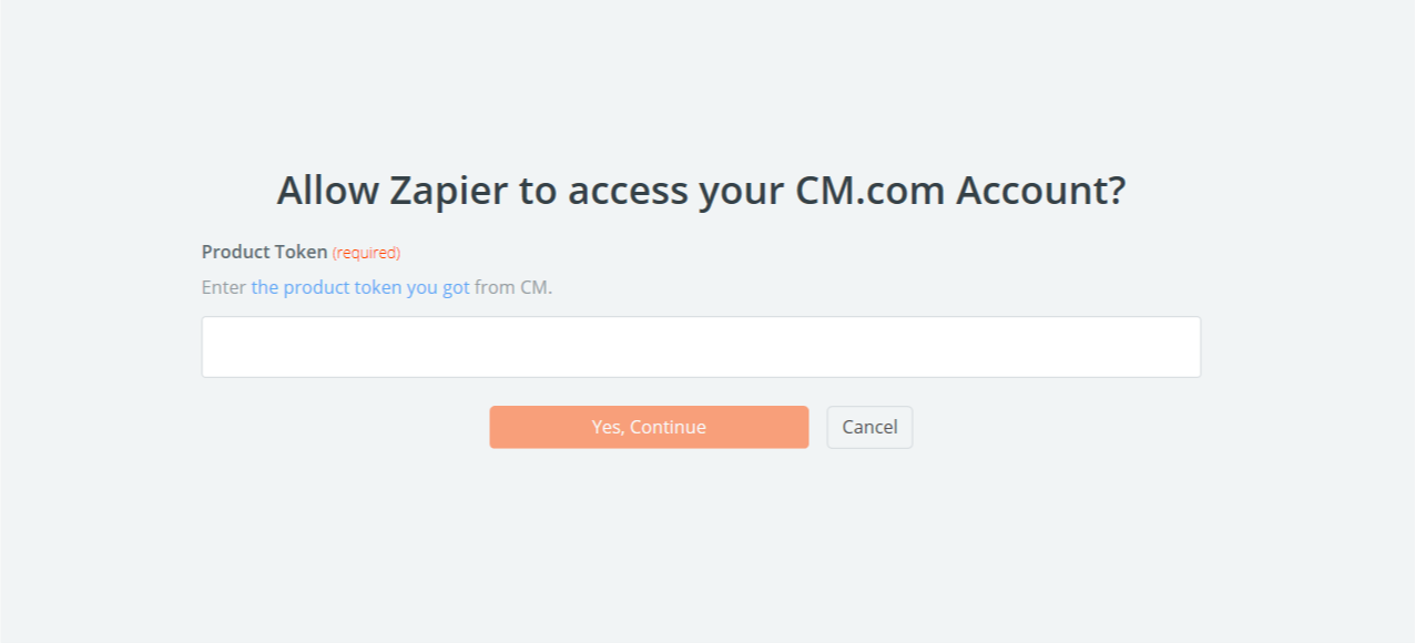 How to get started with CM.com on Zapier? | CM Help Center
